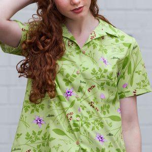 Grie Soß Damenhemd