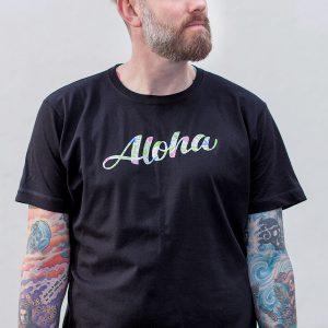 Aloha T-Shirt Herren