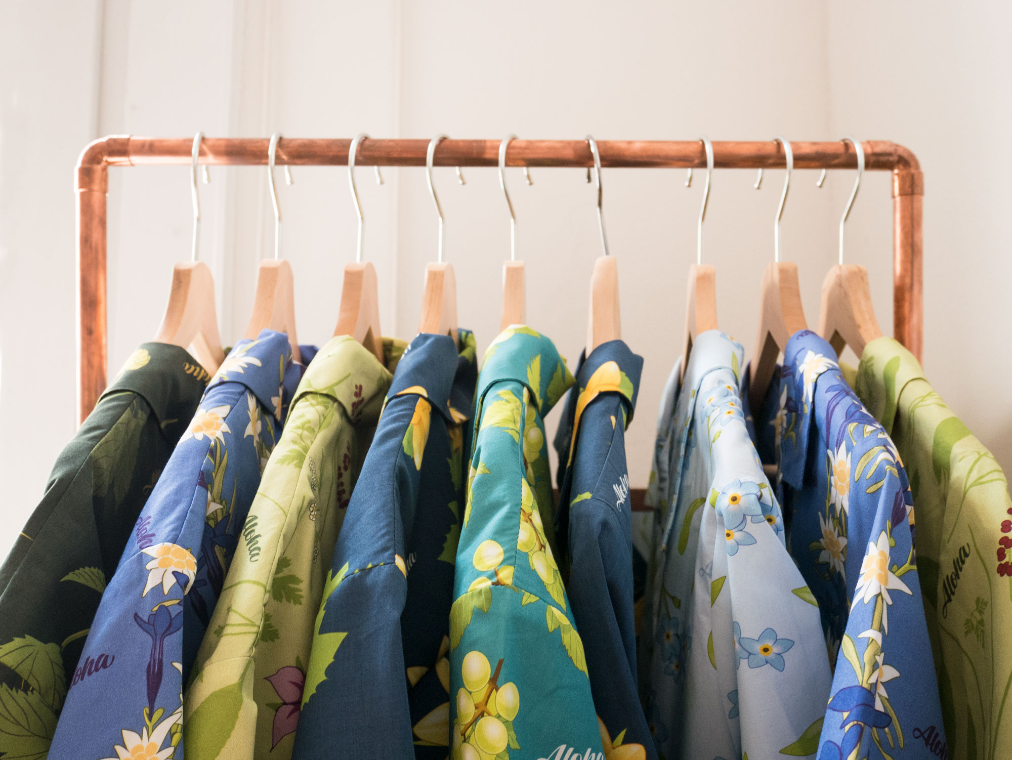 Slow Fashion aus Hessen: Hawaiihemden inspiriert von Deutschland