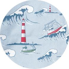 Nordsee hellblau